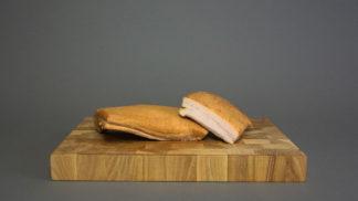 Uzená slanina bez kůže